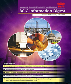 BCIC Bangalore Chamber Of Industry And Commerce